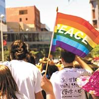 VIDEO: Scenes from the 2015 Spokane Pride Parade
