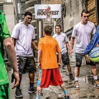 VIDEO: Hoopfest 2015 — Images from an <i>Inlander</i> intern, and player