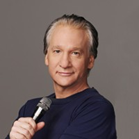 Bill Maher headed to Spokane for a show at The Fox