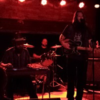 CONCERT REVIEW: Whitey Morgan converts the Bartlett into a honky-tonk