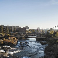 UPDATED: Downtown Spokane River access point opens Wednesday