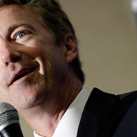 Rand Paul learns what Coeur d'Alene means, brings libertarian-speak to North Idaho
