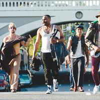 Behind the scenes of Macklemore and Ryan Lewis' Spokane video shoot