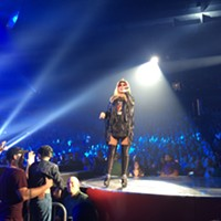 CONCERT REVIEW: Shania Twain impresses much at Spokane Arena
