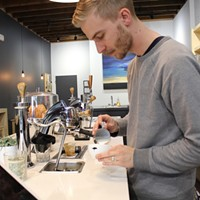 Meet your barista: Evan Lovell at Indaba Coffee