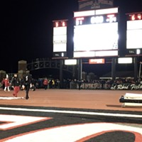 EWU's defense not enough to stop Portland State on Senior Night