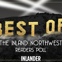 It's that time of year again — vote in the Inlander's 2016 Best Of Readers Poll