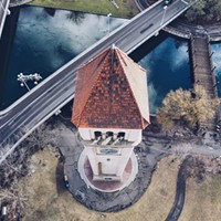 PHOTOS: A drone's eye view of Spokane