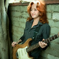 UPDATE: Bonnie Raitt to play Spokane in September at INB Performing Arts Center