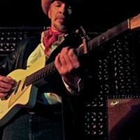 "Dave Alvin bringing his ""Roots on the Rails"" tour to Spokane this summer"