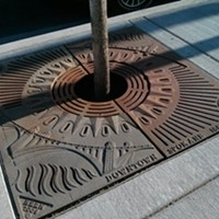 Spokane Arts seeks designs for downtown sidewalk tree grates