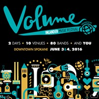 The Volume 2016 lineup is here!