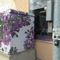Spokane Arts installs second round of local, traffic signal box art — check it out