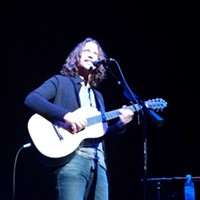 CONCERT REVIEW: Chris Cornell mesmerizes for three hours at The Fox