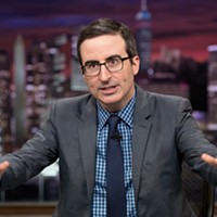 Our favorite thing on the internet today: John Oliver on the importance of newspapers
