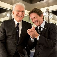 Steve Martin and Martin Short hit the INB for one wild and crazy night