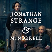 TV: <i>Jonathan Strange & Mr Norrell</i>, new to Netflix, leaves questions unanswered