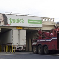 Is there anything Spokane can do to stop stupid trucks from crashing stupidly into bridges?