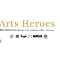 Here are the nominees for Saturday's Spokane Arts Awards