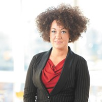 2015: RACHEL DOLEZAL TURNS OUT TO HAVE BEEN WHITE THIS <i>ENTIRE</i> TIME
