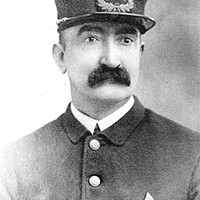 1911: SPOKANE'S (ALLEGEDLY) DIRTY TOP COP ASSASSINATED