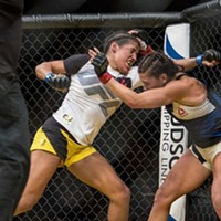 Spokane UFC fighter Julianna Peña faces biggest test yet this weekend