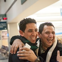 PHOTOS: 11 Iraqi refugees reuniting with family in Spokane after Trump's immigration order put on hold