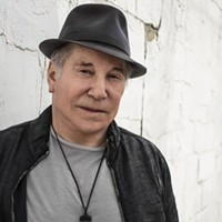 CONCERT ANNOUNCEMENT: Paul Simon is playing Spokane Arena in June