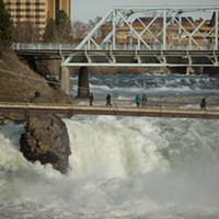 Spokane River turns deadly, Trump's court nominee questioned, and morning headlines
