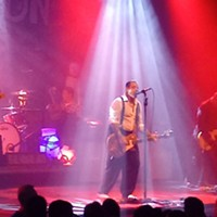CONCERT REVIEW: Social Distortion's reliable rock fills the Knit