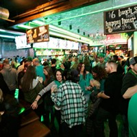 Spokane's party city, mayor talks cop culture, Seattle sues Trump and morning headlines