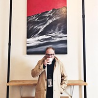 Alton Brown sampled his way up North Monroe