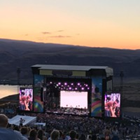 What you did (and didn't) miss at the Sasquatch! Music Festival
