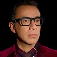 Fred Armisen is coming to Spokane. To do what, we have no idea