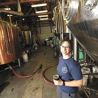 Meet Your Brewer: Orlison Brewing's Rachel Nalley
