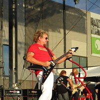 CONCERT REVIEW: Sammy Hagar's well-rounded night at Northern Quest