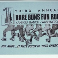 Dare to be bare at the 33rd annual Bare Buns Fun Run