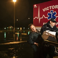 Houston's Hospitals Treat Storm Victims and Become Victims Themselves (3)