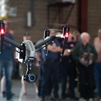 Spokane Fire Department launches drone program
