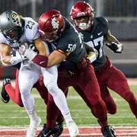 MONDAY MORNING PLACEKICKER: Cougs strike back, Eags' Big Sky streak ends