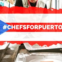 ENTRÉE: Help a Spokane chef feed hurricane victims in Puerto Rico