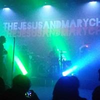 CONCERT REVIEW: The Jesus and Mary Chain stick with a winning sound