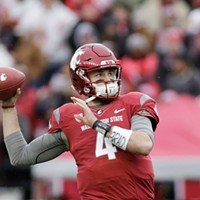 MONDAY MORNING PLACEKICKER: WSU now in control, Eags surprise on the road