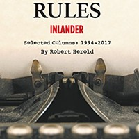 <i>Robert's Rules</i>: Auntie's hosts <i>Inlander</i> columnist's book release