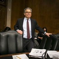 Franken Resigning Amid Sexual Harassment Allegations