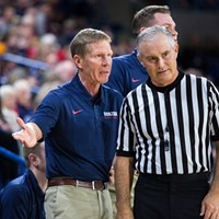 Gonzaga dodges upset, fires up Mark Few but not the Christmas-break Kennel