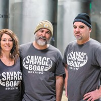 Savage Boar Spirits aims for refined liquors from its Airway Heights distillery