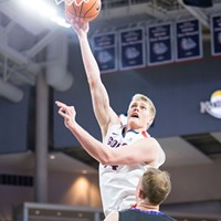 Zags prove to still be too much for the WCC, at least so far