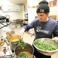 Spokane transplant turns his love of cooking into weekly take-out kitchen Inland Curry