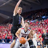 Size matters: Zags big men vital as 3-shooting success remains elusive